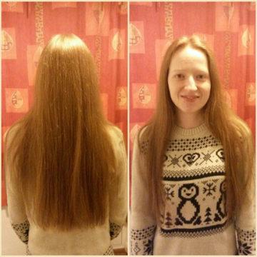 Catherine's hair cut
